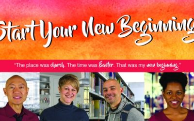 Start Your New Beginning