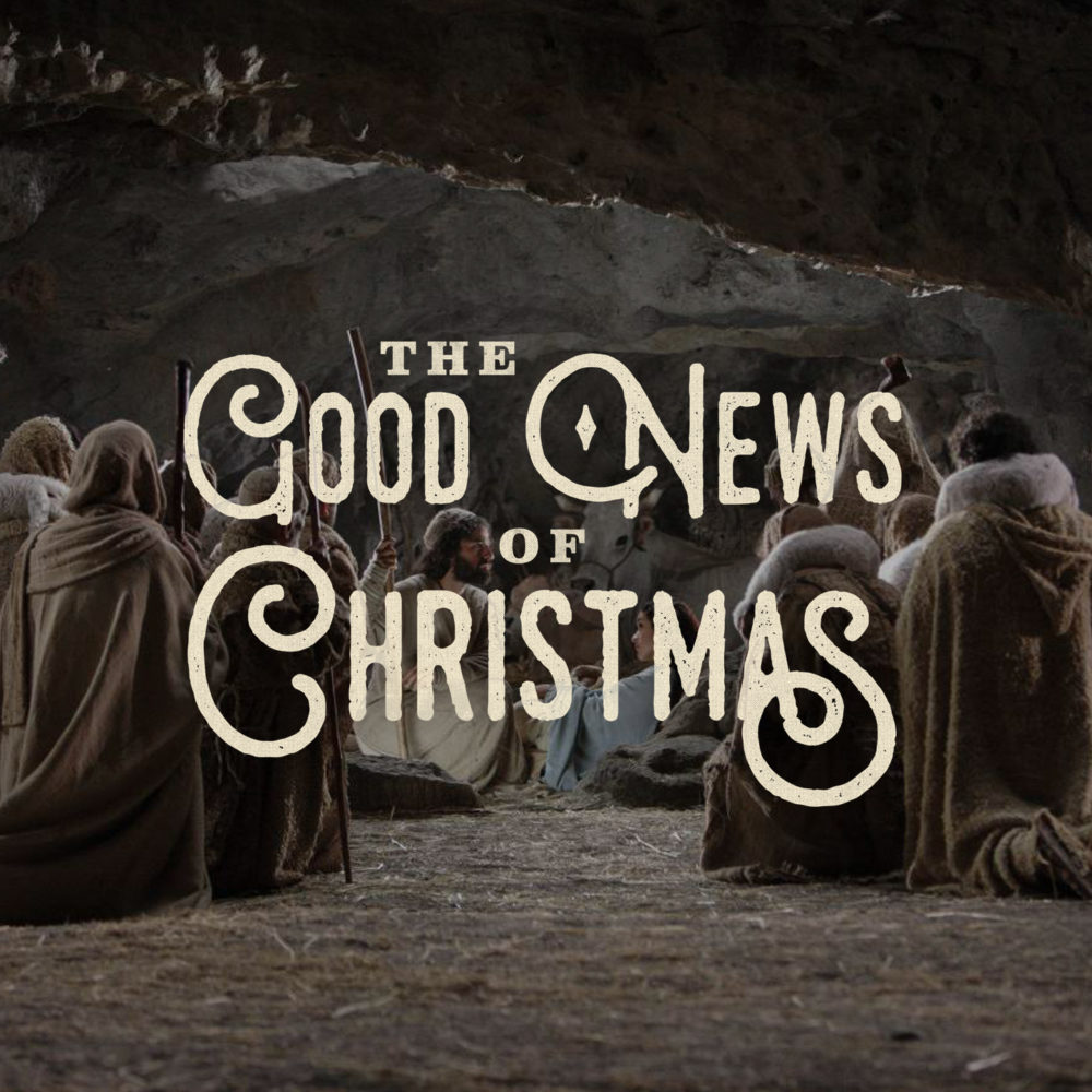 The Good News Of Christmas - Joy To The World Image