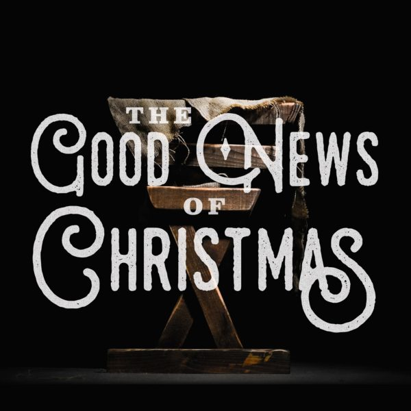 The Good News Of Christmas Is Easy To Discover Image