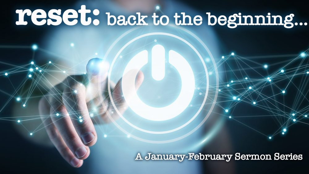 RESET: Back To The Beginning