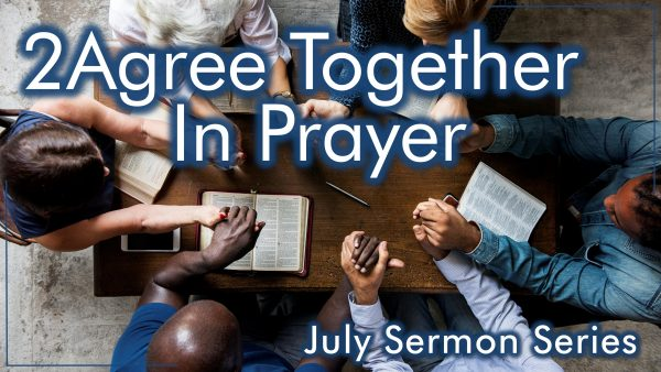 2 AGREE TOGETHER IN PRAYER: The Emotional Cup Image